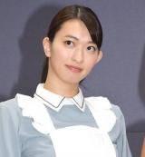 Paravi連続ドラマ『癒やされたい男』の囲み取材会に出席した倉持由香 (C)ORICON NewS inc.