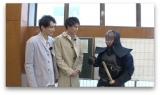 チャンカワイの剣道修業、鈴木伸之&町田啓太がゲスト出演(C)テレビ朝日