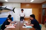 ひかりTVのスペシャルドラマ『TUNAガール』劇中カット