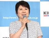 引退報告会見を行った森昌子 (C)ORICON NewS inc.