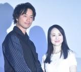 松田聖子(右)との共演を喜んだ斎藤工 (C)ORICON NewS inc.
