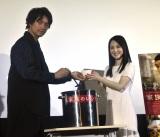 (左から)斎藤工、松田聖子 (C)ORICON NewS inc.