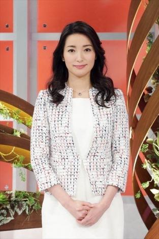 テレビ東京の大江麻理子キャスター(C)テレビ東京