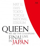 『WE ARE TH CHAMPIONS FINAL LIVE IN JAPAN』通常盤BD