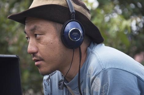 映画『ひとよ』のメガホンを取る白石和彌監督(C)2019「ひとよ」製作委員会
