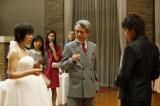 菜穂子(太田夢莉)は親の敵の娘だった=ドラマ『ミナミの帝王ZERO』(4月25日スタート)(C)カンテレ