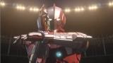 『ULTRAMAN』スペシウム光線を放つシーン(C)円谷プロ (C)Eiichi Shimizu,Tomohiro Shimoguchi (C)ULTRAMAN製作委員会