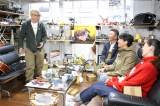 31日の『おしゃれイズム』では所ジョージのリニューアルした世田谷ベースにテレビ初潜入 (C)日本テレビ