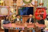 3月31日は2時間半SP(左から)市川紗椰、林修、所ジョージ、藤井フミヤ(C)ABCテレビ