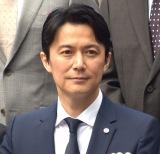 TBS系日曜劇場『集団左遷!!』制作発表会見に出席した福山雅治 (C)ORICON NewS inc.