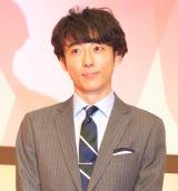 テレビ朝日第62期入社式にゲスト登場した高橋一生 (C)ORICON NewS inc.