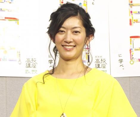 NHK高校講座の取材会に出席した佐藤愛子 (C)ORICON NewS inc.