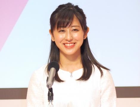 アナウンサーとしてテレビ朝日に入社した斎藤ちはる (C)ORICON NewS inc.