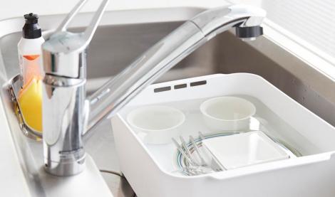 サムネイル 「つけおき洗い」を実施している人は多いものの、大半が湯や水のみで行っているという。