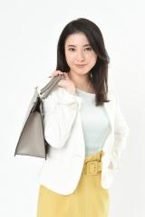 4月スタート火曜ドラマ『わたし、定時で帰ります。』に主演する吉高由里子 (C)TBS