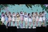 韓国で2ndミニアルバム『HEART*IZ(ハートアイズ)』をリリースしたIZ*ONE(C)OFF THE RECORD