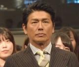 『ミラー・ツインズ Season1』製作発表会に出席した高橋克典 (C)ORICON NewS inc.