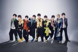 5月29日にニューシングルをリリースするBOYS AND MEN