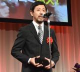 AMDアワードで年間コンテンツ賞「優秀賞」を受賞した濱津隆之 (C)ORICON NewS inc.