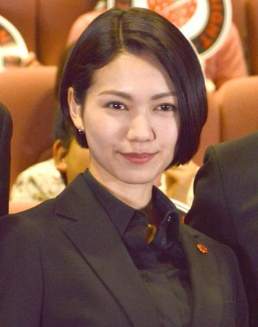 ドラマ『ストロベリーナイト・サーガ』完成披露試写会に出席した二階堂ふみ (C)ORICON NewS inc.