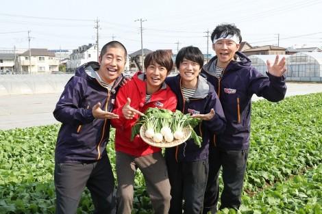 4月7日放送、テレビ朝日系『相葉マナブ』ゲストは風間俊介(C)テレビ朝日