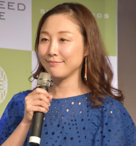 サムネイル 第3子妊娠を発表した小原正子 (C)ORICON NewS inc.