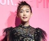 Dior新リップスティック発売記念『ディオール アディクト シティ』オープニングに登場した桐谷美玲 (C)ORICON NewS inc.