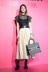 Dior新リップスティック発売記念『ディオール アディクト シティ』オープニングに登場したマギー(C)ORICON NewS inc.
