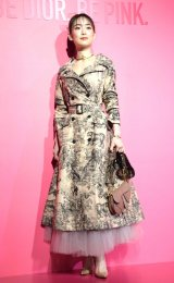 Dior新リップスティック発売記念『ディオール アディクト シティ』オープニングに登場した泉里香 (C)ORICON NewS inc.