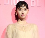 Dior新リップスティック発売記念『ディオール アディクト シティ』オープニングに登場した鈴木えみ (C)ORICON NewS inc.