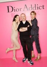 Dior新リップスティック発売記念『ディオール アディクト シティ』オープニングより