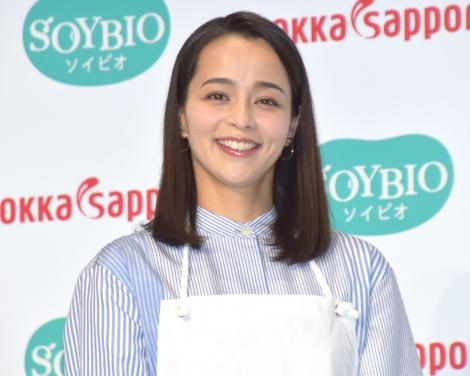 サムネイル 女優業再開プランを明かした加藤ローサ (C)ORICON NewS inc.