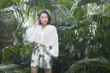 ファッションブランド「H&M」の新キャンペーン「GOLDEN PASS(ゴールデンパス)」のアンバサダーに就任した清野菜名