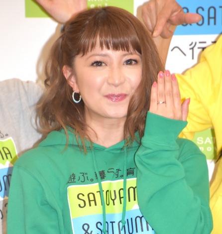 サムネイル 第1子妊娠を報告した矢口真里(C)ORICON NewS inc.