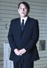 東京湾岸署から保釈されたピエール瀧被告 (C)ORICON NewS inc.