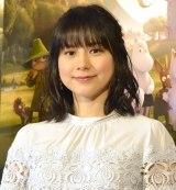 NHK BS4Kアニメ『ムーミン谷のなかまたち』会見に登壇した津田美波 (C)ORICON NewS inc.