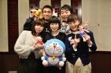 水田わさびらレギュラーメンバーが、よみがえった名曲をレコーディング(C)藤子プロ・小学館・テレビ朝日・シンエイ・ADK
