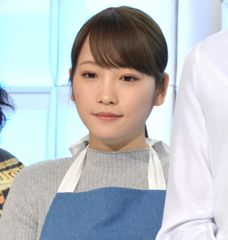 ドラマ『家政夫のミタゾノ』記者発表に出席した川栄李奈 (C)ORICON NewS inc.