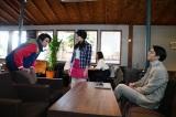 dTV×FOD共同製作ドラマ『花にけだもの〜Second Season〜』第3話より(C)杉山美和子/小学館(Sho-Comiフラワーコミックス)エイベックス通信放送・フジテレビジョン
