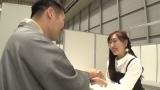 毒舌・神田松之丞が須田亜香里の「神握手」を体験(C)テレビ朝日
