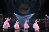 9nine活動休止前ラストライブ『9nine one man live 2019 Forever 9nine』より