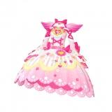 アミューズメントゲーム『キラッとプリ☆チャン』ドレス(C)T-ARTS / syn Sophia / テレビ東京 / PCH2製作委員会