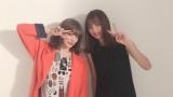 きゃりーぱみゅぱみゅ&内田理央(右)