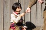 家出したなつは一文なし。浮浪児だった頃を思い出し、帯広で靴磨きをはじめる=連続テレビ小説『なつぞら』第2週「なつよ、夢の扉を開け」より(C)NHK
