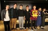 LINE LIVE特番に出演した(左から)Oguri、NOPPO、高橋優、岡野昭仁、KEIGO、Rihwa、藤原さくら