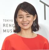 『TOKYO リノベーション ミュージアム』グランドオープン発表会に出席した石田ゆり子 (C)ORICON NewS inc.