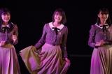 乃木坂46 4期生初公演『3人のプリンシパル』初日 3幕のミニライブ