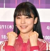 乃木坂46 4期生初公演『3人のプリンシパル』の公開ゲネプロに参加した早川聖来 (C)ORICON NewS inc.