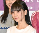 乃木坂46 4期生初公演『3人のプリンシパル』の公開ゲネプロに参加した金川紗耶 (C)ORICON NewS inc.