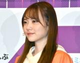 乃木坂46 4期生初公演『3人のプリンシパル』の公開ゲネプロに参加した田村真佑 (C)ORICON NewS inc.